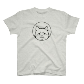 シンプル柴犬 T-shirts