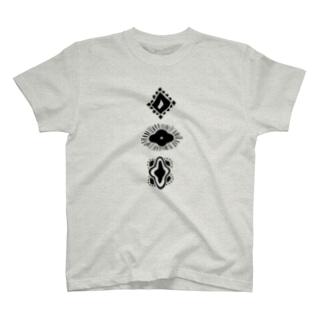 わくわくせいれつ T-shirts