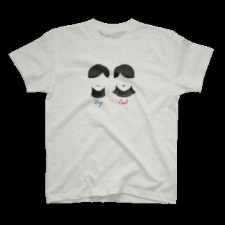 lycheee28のBoy & Girl T-shirts