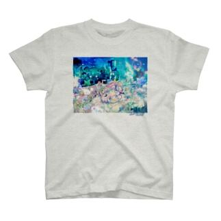 MIRROR  T-shirts
