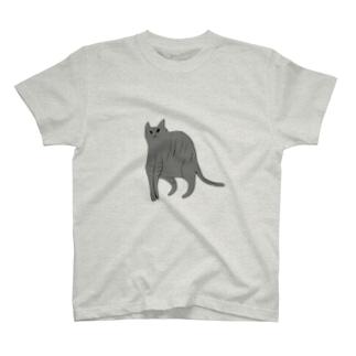 ねこ T-Shirt