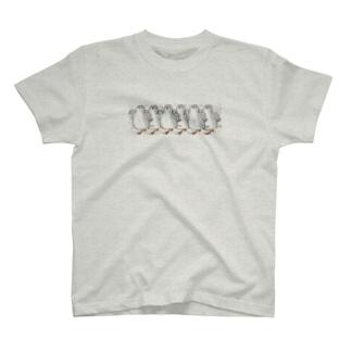 ヒメウズライン T-shirts