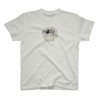 ナット T-shirts