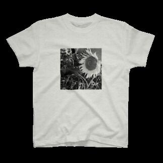 ringokskの向日葵 T-shirts