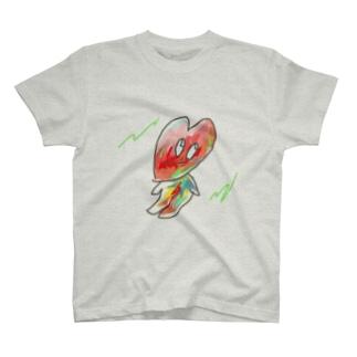 ミラクルハートちゃんTシャツ T-shirts