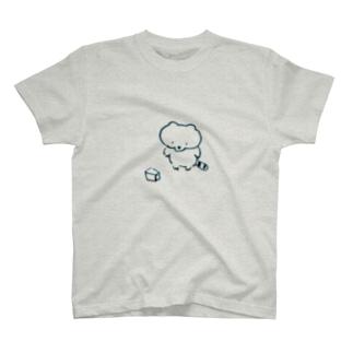 あらいぐま 箱 T-shirts
