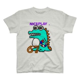 ワニワニパニック T-shirts