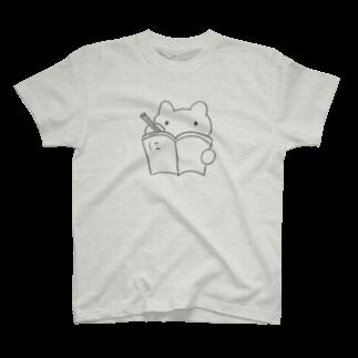 精霊くまうさの「に」日記 T-shirts
