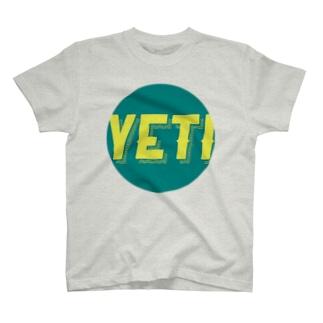 Yeti meets girl(unicorn) T-shirts
