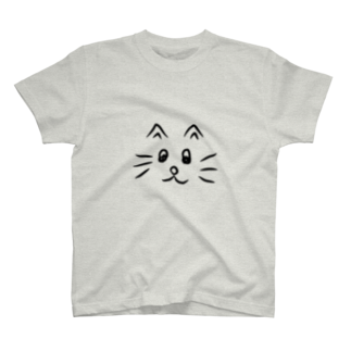 momo-mikeのねむいニャン T-shirts