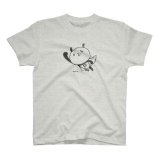 おちゃめな大阪パンダーマン T-shirts