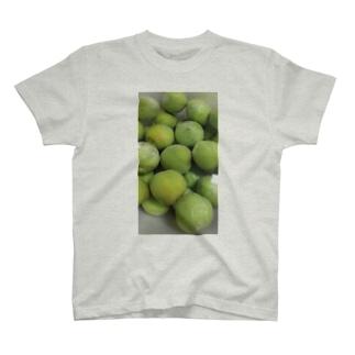 きらきら青梅 T-shirts