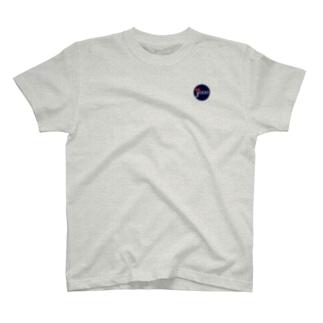 ジョーライブ丸ロゴTシャツ T-shirts