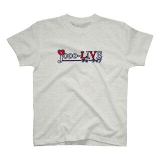 ジョーライブTシャツ 大ロゴ T-shirts