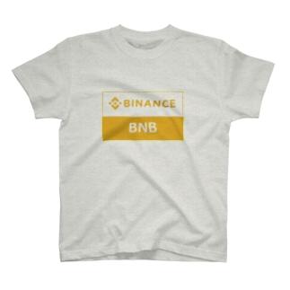 Binance T-shirts