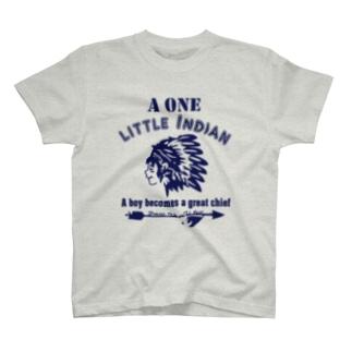 ワンリトルインディアン T-shirts