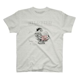 東京すずめグッズ T-shirts