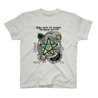 The mid magic_透過最新 T-shirts