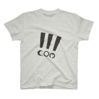 【CMBK01】COM!!! T-shirts