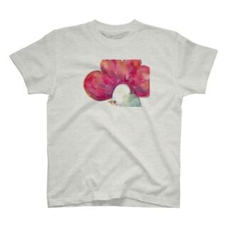 トサカサク T-shirts
