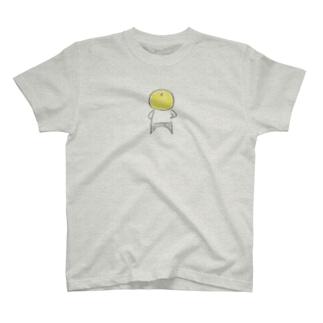 さかがわ成美のひよさんスタンダード  少しカラーハッキリ T-shirts