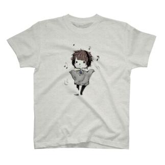 ほのぼのダンス T-shirts