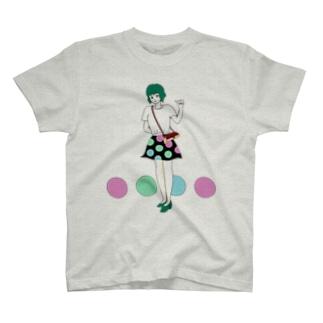 れとろどっと T-shirts