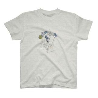 クッションパーティ T-shirts