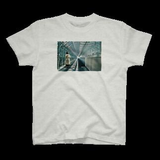 石川のてやん 京都空中回廊 T-shirts