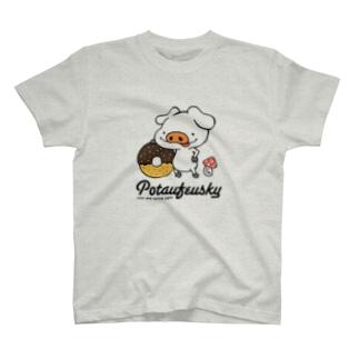 大好きドーナツ T-shirts