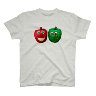 リンゴきょうだい T-shirts