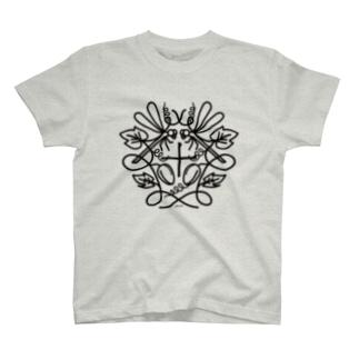 季節の紋章【十月】 T-shirts