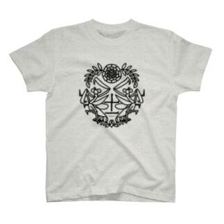 季節の紋章【十一月】 T-shirts