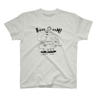 メカ角煮わん T-shirts