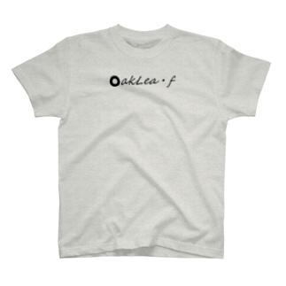oak leaf Tシャツ T-shirts