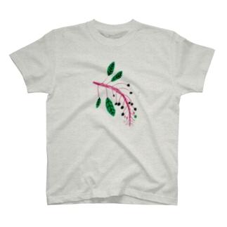 ヨウシュヤマゴボウTシャツ T-shirts