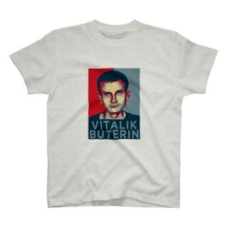 ブテリン T-shirts