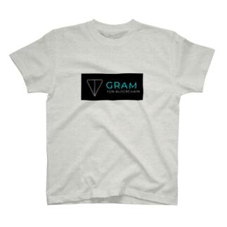 暗号資産 GRAM T-shirts