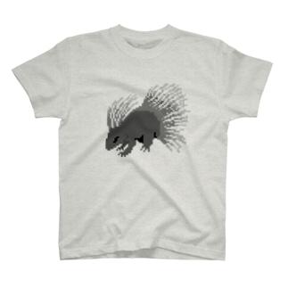 ドット 山嵐 T-shirts