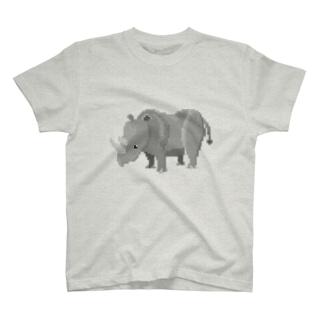 ドット サイ T-shirts