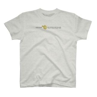 しまのなかまSLOW サキシマハブ T-shirts