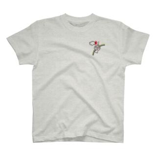 ケムタンのてるてる坊主 T-shirts