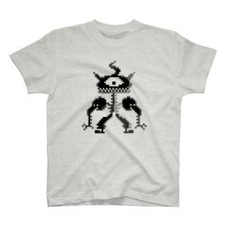 ドット ネジ星人 T-shirts