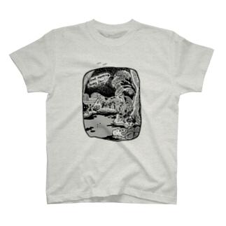 おはようジャージーデビル T-shirts