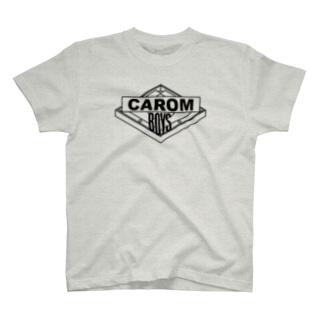 CAROM BOYS/Suzuri ver. T-shirts