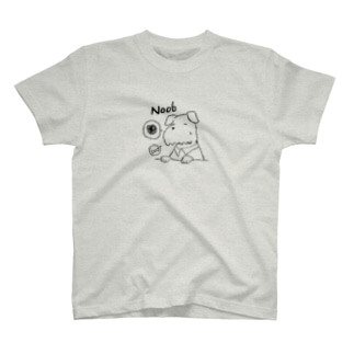 へたくそないぬ T-shirts