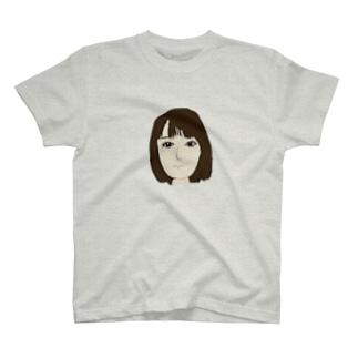 清純派女優 T-shirts