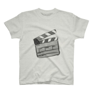 READY? ACTION!(フルサイズver.) T-shirts
