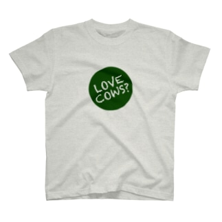 LOVE  COWS? T-shirts