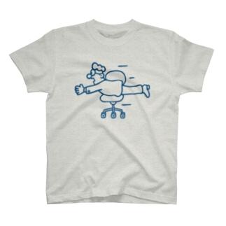 チェアー T-shirts